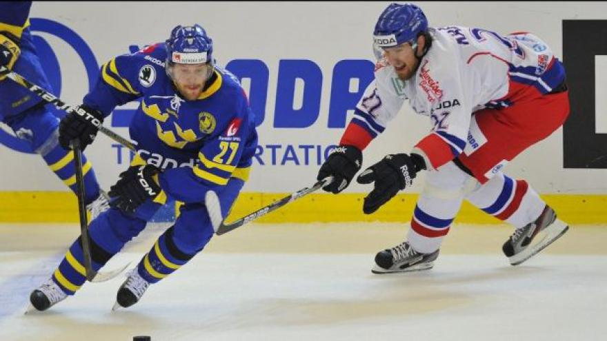 Video České hokejové hry: Sestřih a ohlasy utkání Česko - Švédsko
