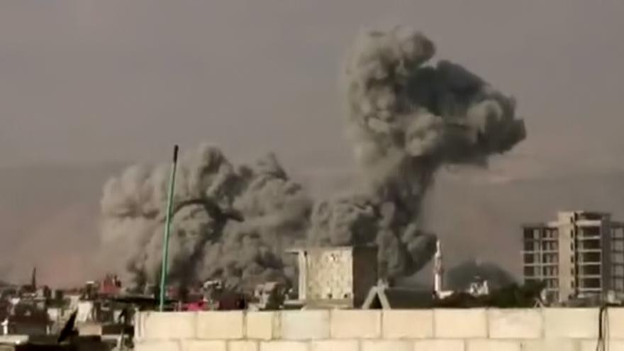 Video Zpravodaj ČT: Rusko útočí hlavně na západě Sýrie