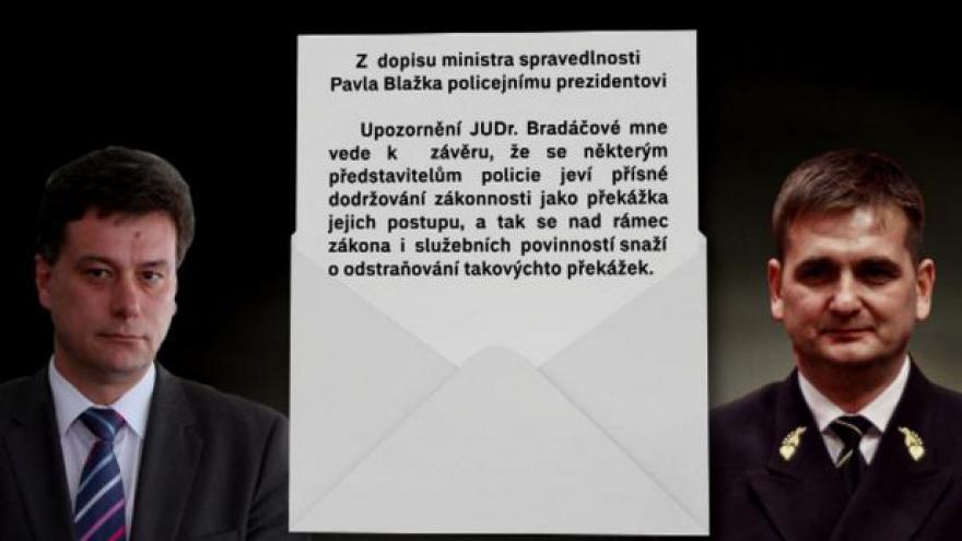 Video Události o kauze Bradáčová -Martinec
