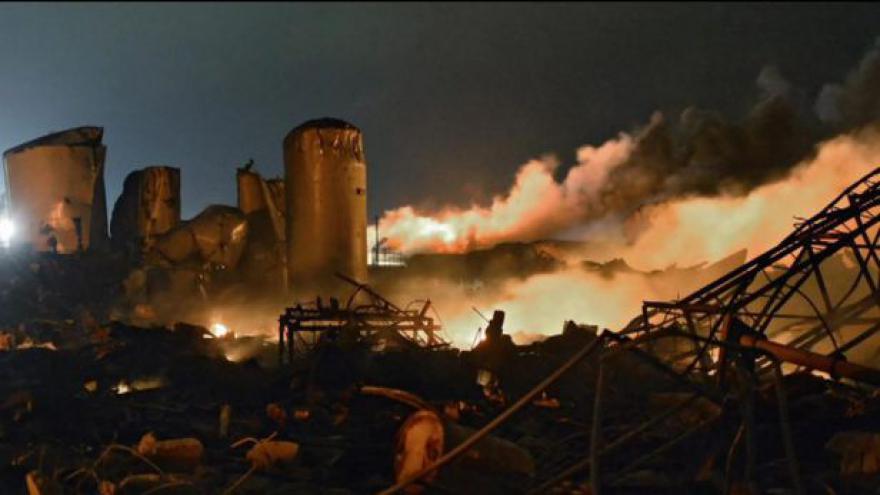 Video Výbuch továrny ve Westu tématem Událostí