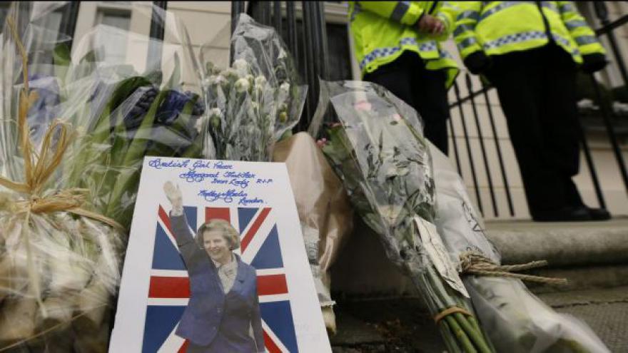 Video Británie připravuje pohřeb Margaret Thatcherové