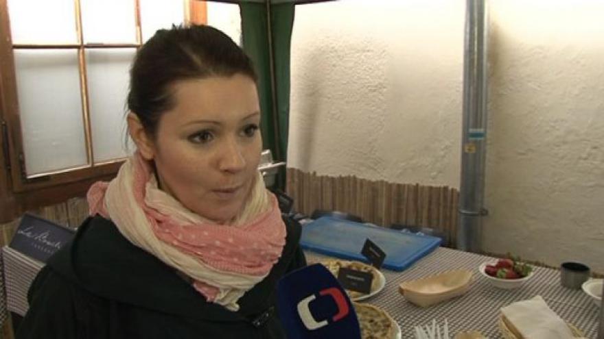Video Veronika Kolegarová o pravých francouzských palačinkách