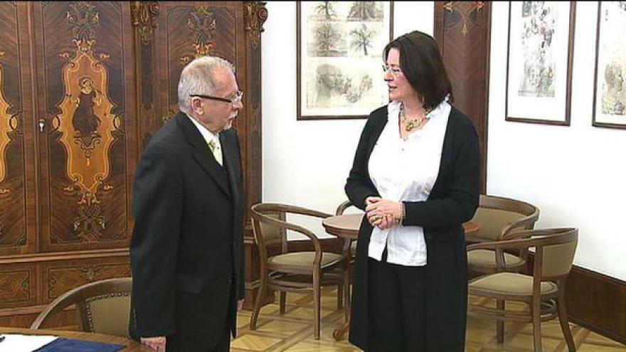 Video Křeček je novým zástupcem ombudsmana