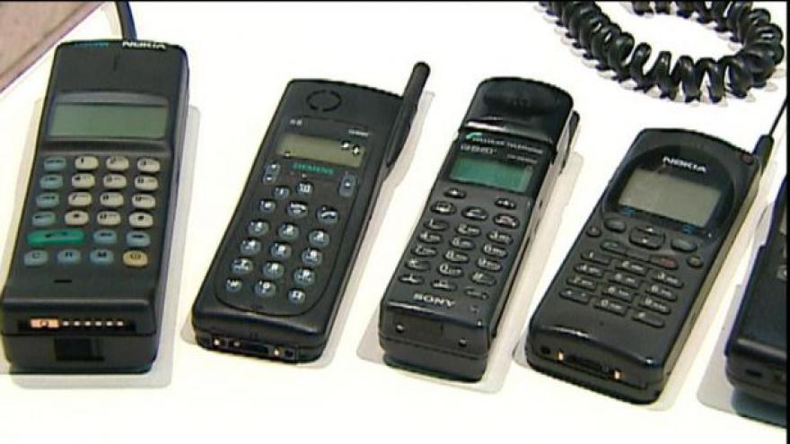 Video Rozhovor s Luďkem Vokáčem o prvním mobilním telefonu