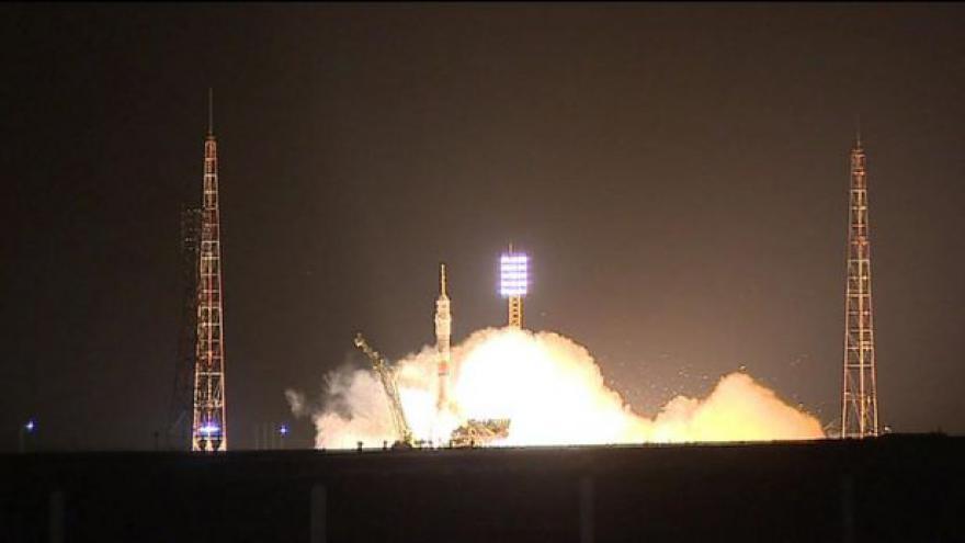 Video Rekordně rychlá cesta na ISS