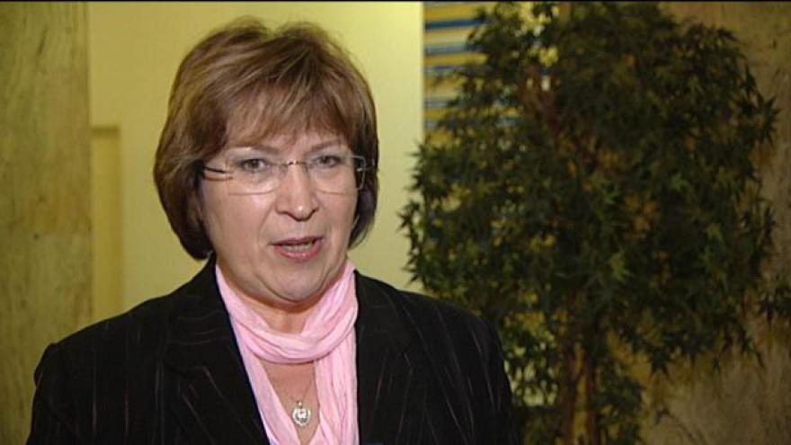 Video Rozhovor s Ludmilou Müllerovou