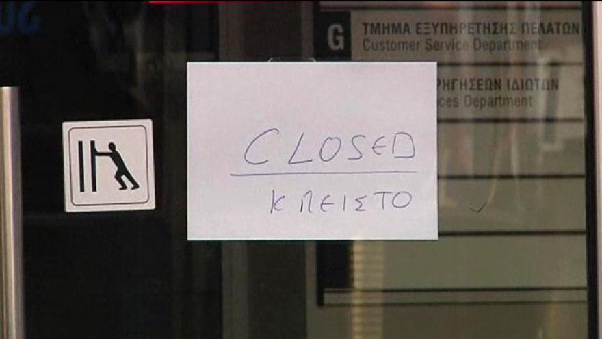 Video Situace na Kypru tématem Ekonomiky ČT24