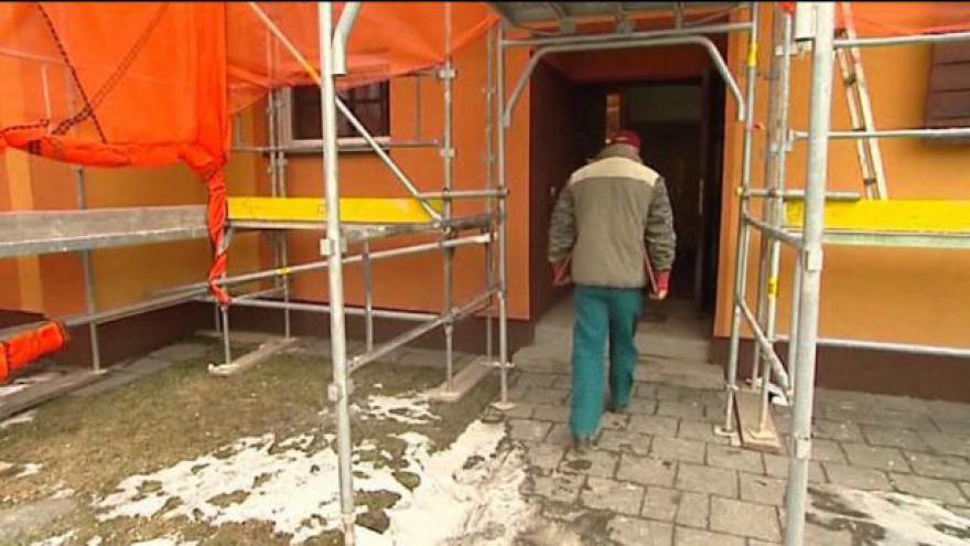 Video Tomáš Vzorek o zabezpečení frenštátského domu