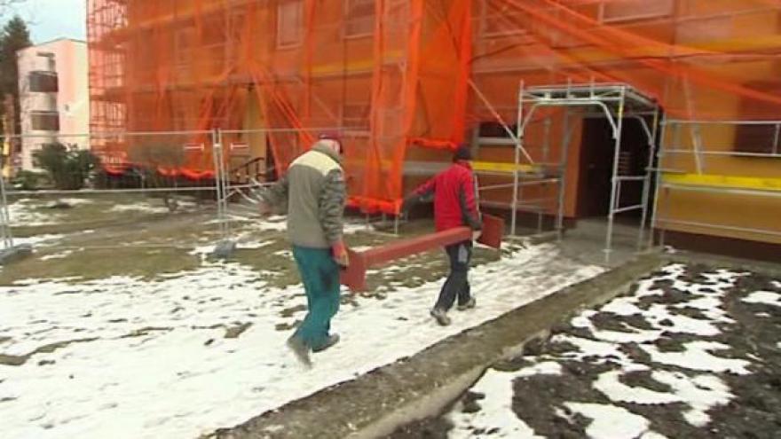 Video Události ke zpevňování frenštátského domu