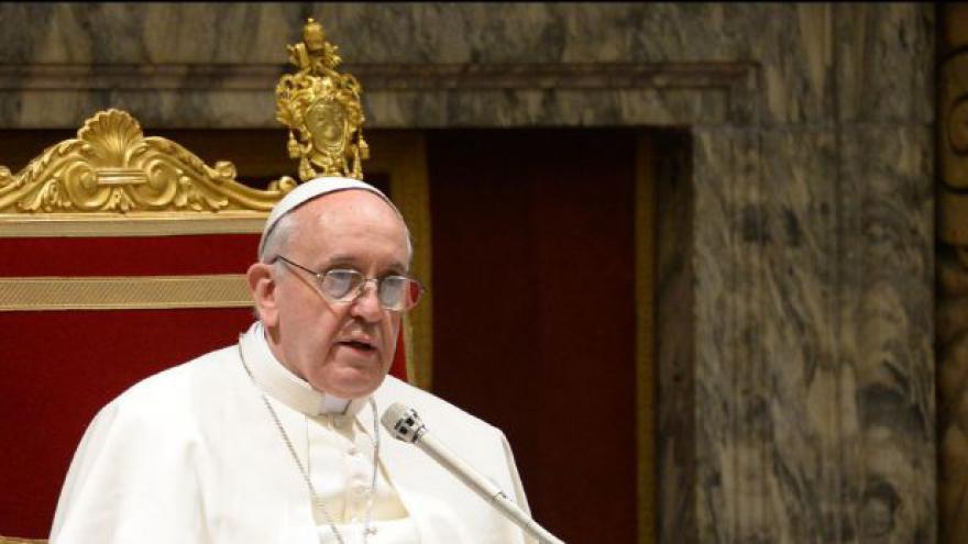 Video Telefonát Hany Scharffové z Vatikánu