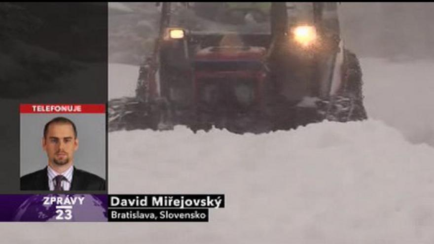 Video Telefonát Davida Miřejovského (Zprávy ve 23)