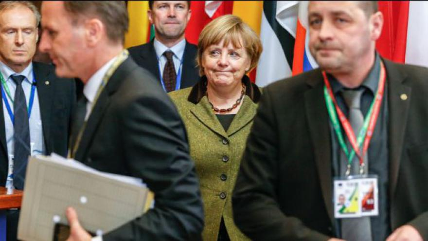 Video Začal dvoudenní summit v Bruselu