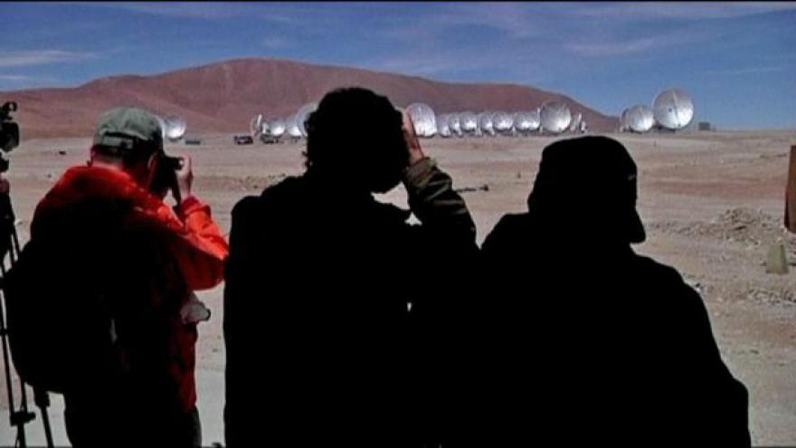 Video V Chile otevřou největší astronomickou observatoř světa