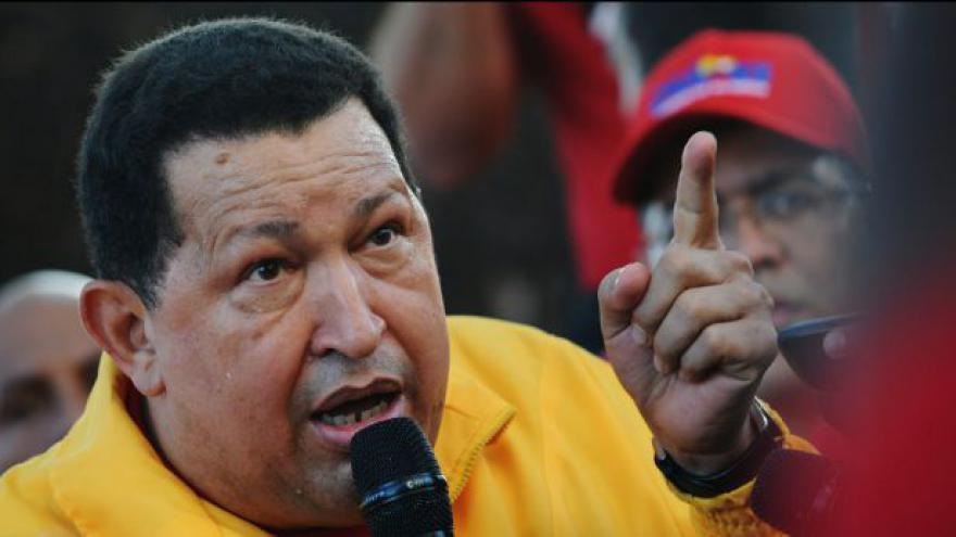 Video Venezuela má státní smutek (Zprávy 16:00)