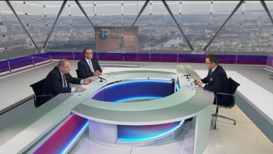 Video Miroslav Kalousek a Jaroslav Zavadil v OVM