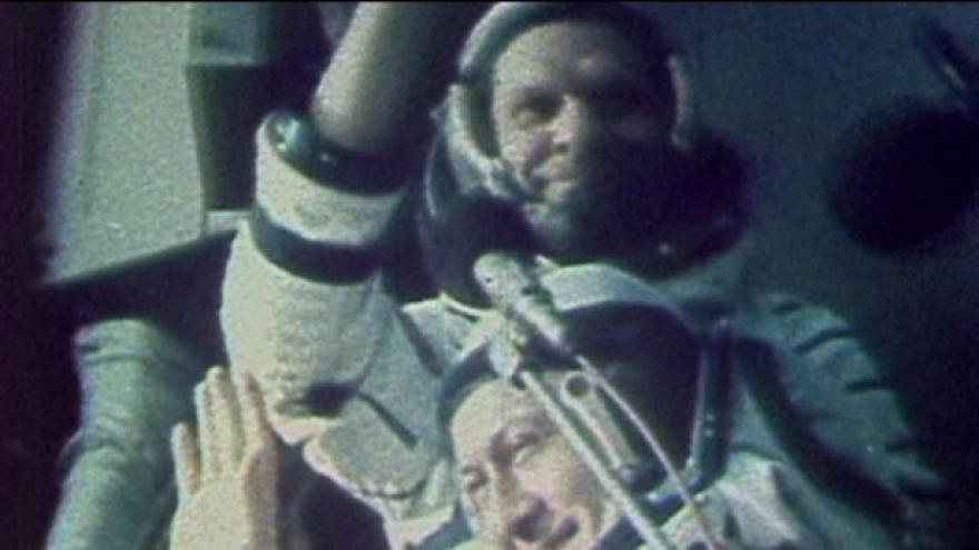 Video 35 let od cesty Vladimíra Remka do vesmíru