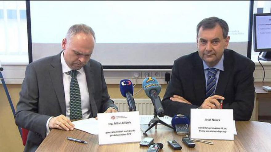 Video Šéf DPP Milan Křístek o auditech