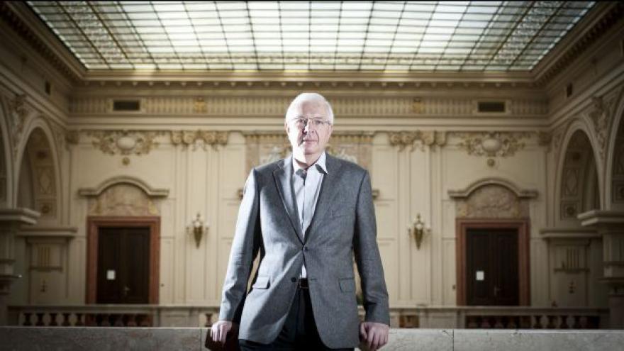 Video Jiří Drahoš načíná druhé období v čele AV