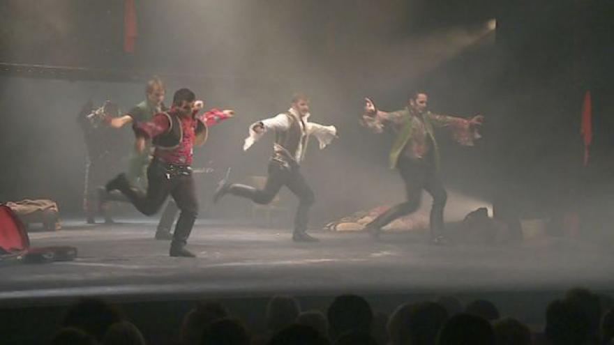 Video Ředitel Slováckého divadla Igor Stránský