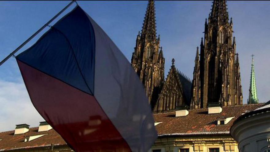 Video Reportáž Jitky Szászové o inauguraci prezidenta