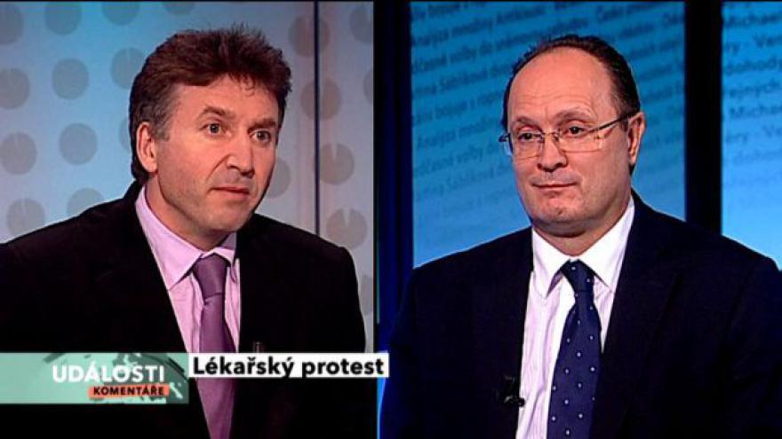 Video Petr Nosek, Milan Kubek a Petr Holub v Událostech, komentářích