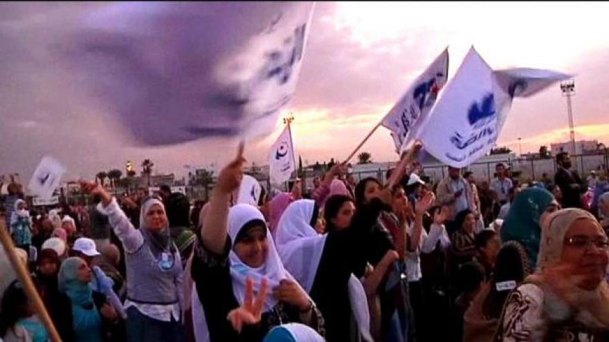 Video Demonstranti žádají demisi premiéra