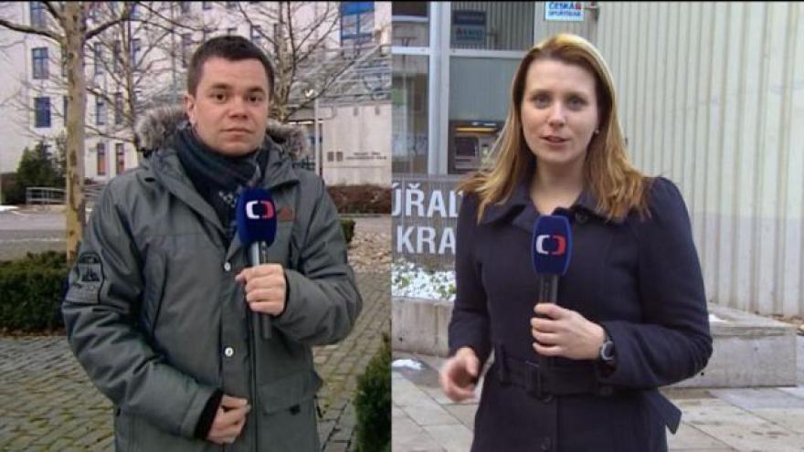 Video Reportáž Antonína Bruštíka a Petry Tachecí