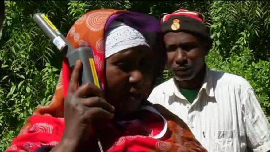 Video Lidé v Timbuktu telefonují