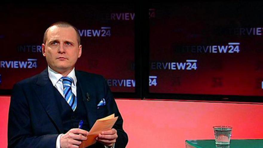 Video Reportáž Terezy Kručinské a Vít Bárta v Událostech ČT