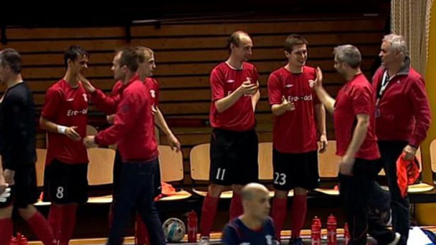 Video Ohlasy po utkání Tango Brno - Chrudim