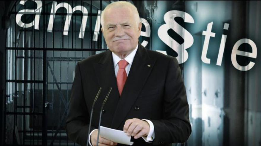 Video Rozhovor s prezidentem Václavem Klausem