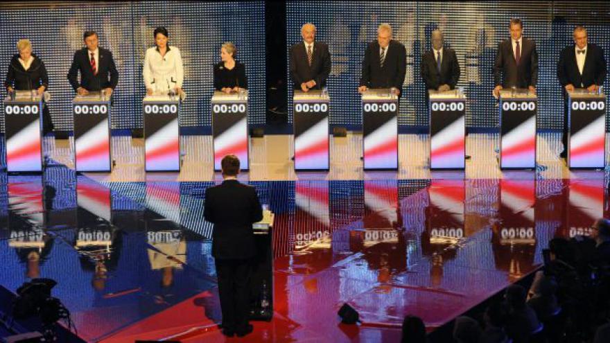 Video Výzvy prezidentských kandidátů voličům