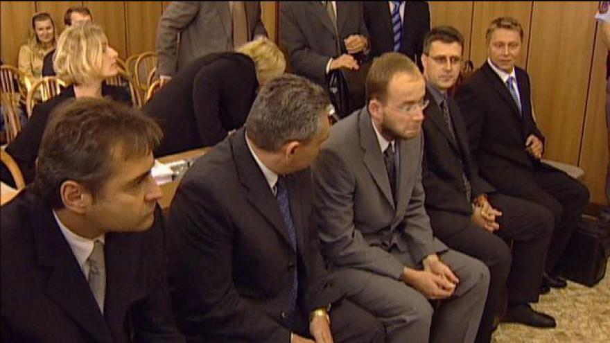Video Amnestie zastavila stíhání soudce Berky