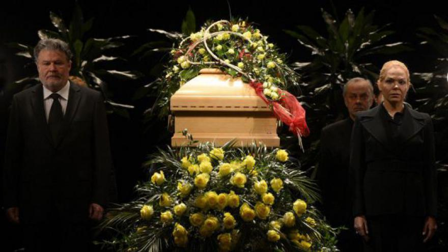Video Záznam: Poslední rozloučení s Jiřinou Jiráskovou