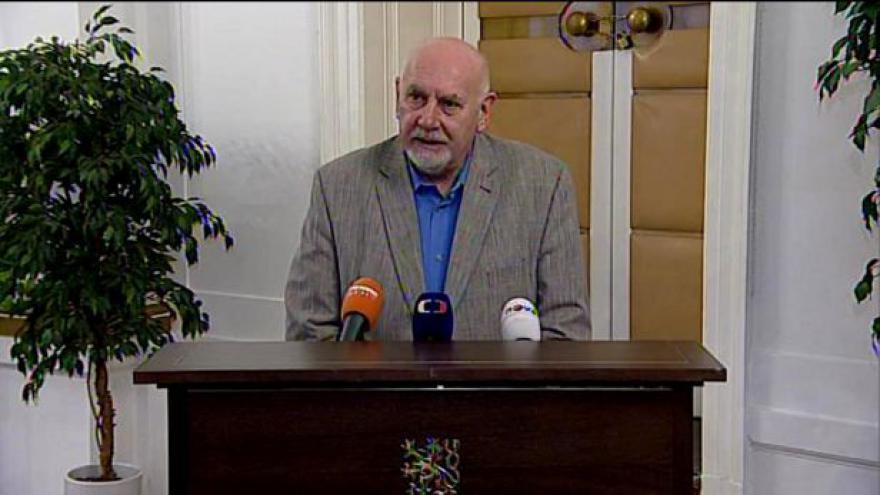 Video Vyjádření Pavla Rychetského k amnestii