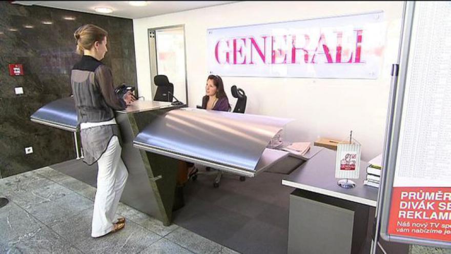 Video Generali převezme 49 % akcií Generali PPF Holding