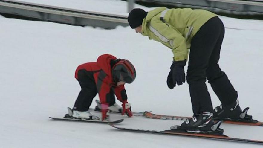 Video Zimní sezona na horách