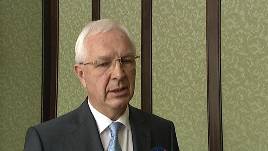 Video Jiří Drahoš kandiduje na prezidenta