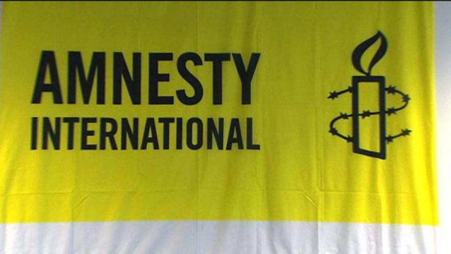 Video Rozhovor s Martinou Pařízkovou o výstavě Amnesty International