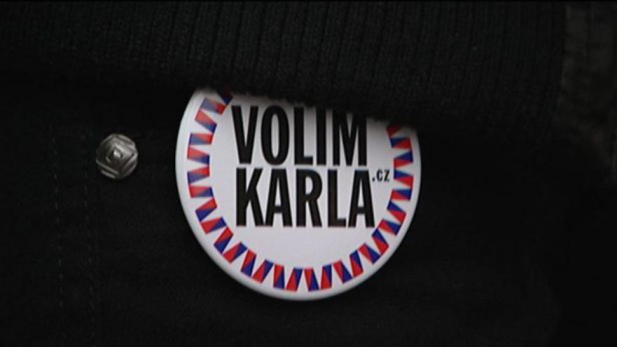 Video Den s Karlem Schwarzenbergem