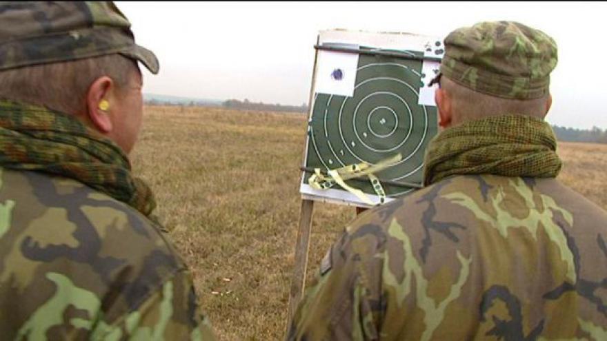 Video Armáda opustí letiště v Přerově a reorganizuje zálohy