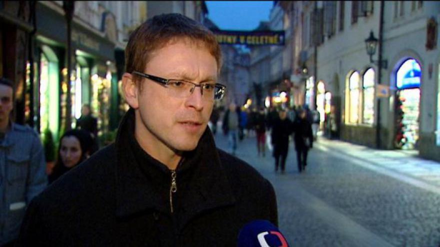 Video Reportáž Terezy Kručinské