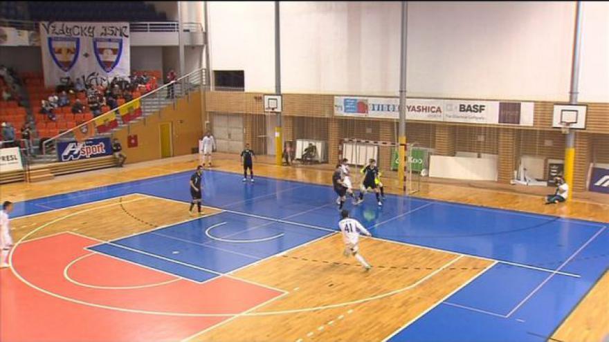 Video Brněnské derby ve futsalu
