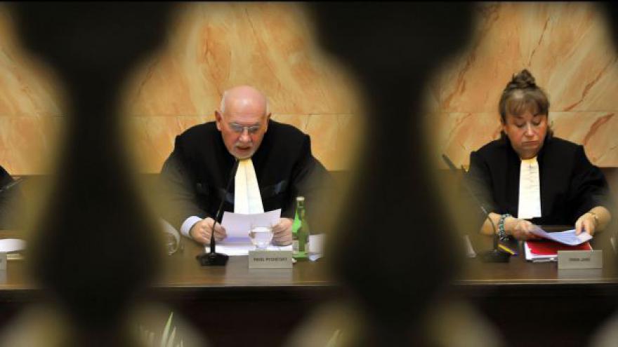 Video Události o verdiktu Ústavního soudu