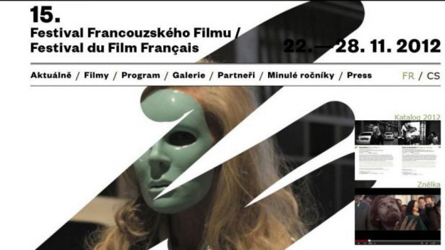 Video Festival francouzského filmu 2012 začíná