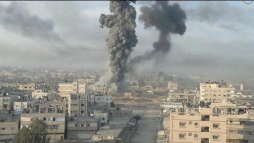 Video Izrael a Hamas se dohodly na příměří