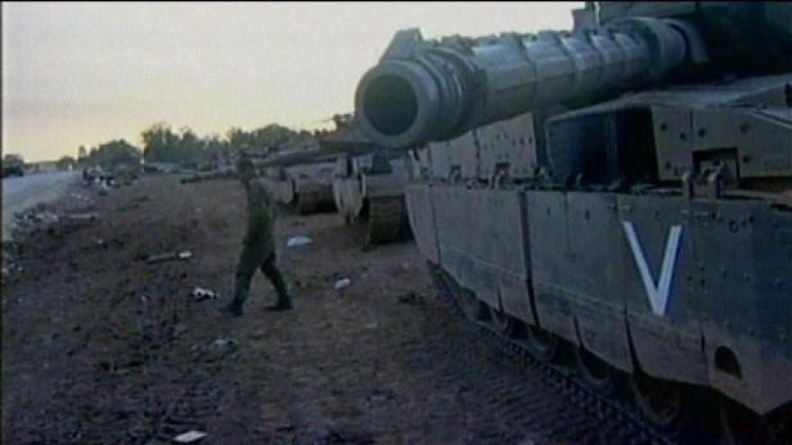 Video Rakety stále létají mezi Izraelem a Gazou, Rusko chystá rezoluci