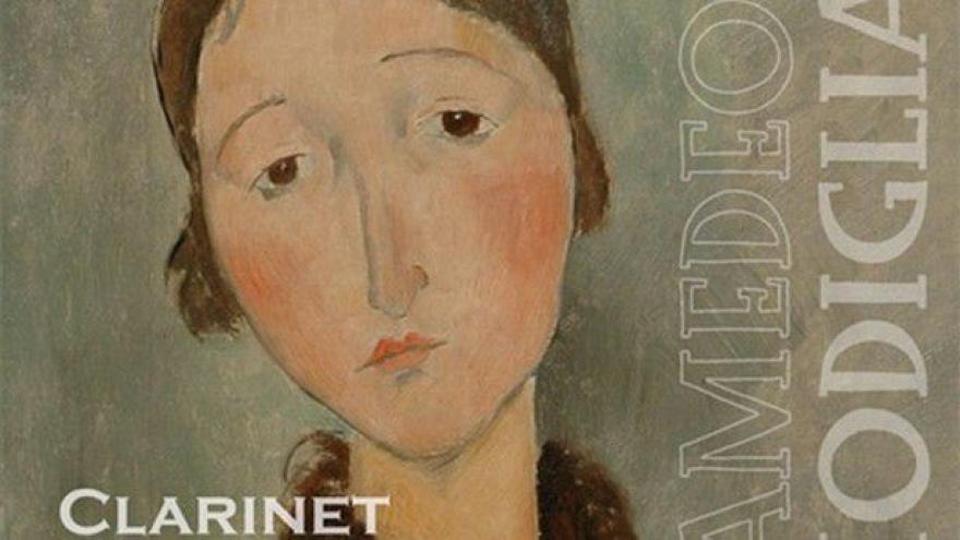 Video Klip s Clarinet Factory k výstavě Modiglianiho
