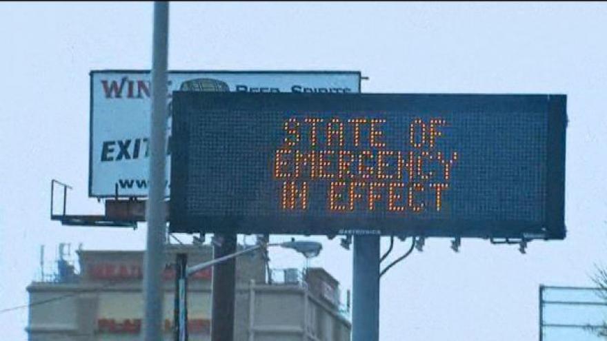 Video Amerika se vzpamatovává z bouře Sandy (12:00)