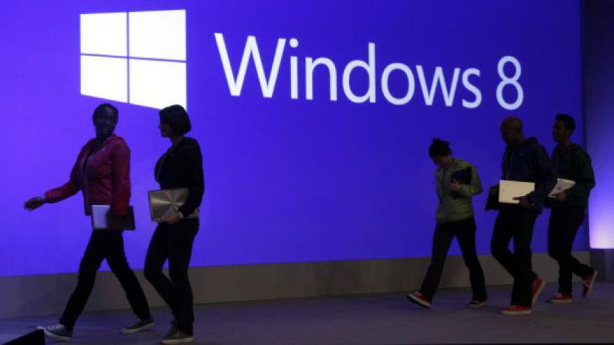 Video Microsoft představil Windows 8 pro mobily